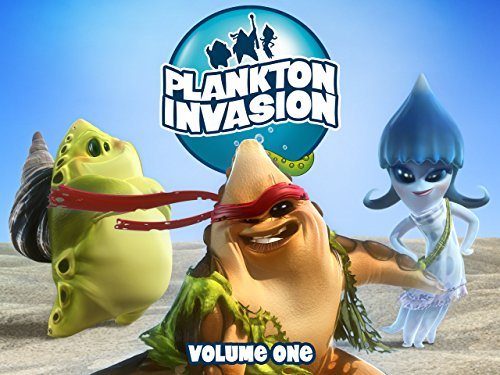 Plankton Invasion Volume 1