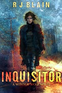 (FREE on 2/28) Inquisitor by RJ Blain - http://eBooksHabit.com