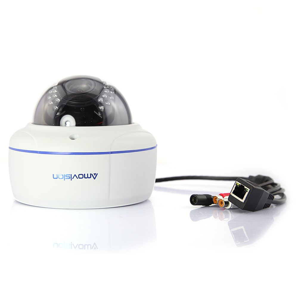 Amovision® AMC755RV2 1080P H.264 Megapixel Objektiv  Überprüfung und Beschreibung