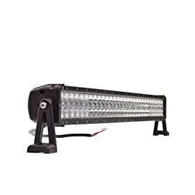 LED headlight conversion kit - 32-inch light bar Eyourlife super bright led