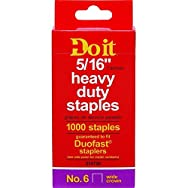 Do it Best Global Sourcing314730Do it No. 6 Staples-5/16