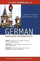 Ultimate German Beginner-Intermediate (Coursebook) (Ultimate Beginner-Intermediate) by Living Language