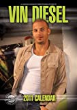 Vin Diesel 2011 Wall Calendar #RS6172-11
