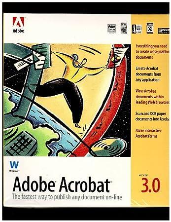 Adobe Acrobat 3.0