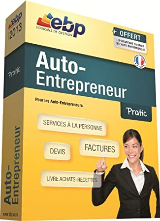 EBP Auto-Entrepreneur Pratic 2013
