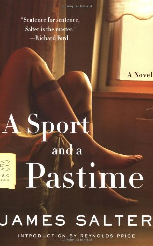 A Sport and a Pastime ISBN-13 9780374530501