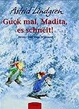 Guck mal Madita, es schneit. Bilderbücher (3789160350) by Astrid Lindgren