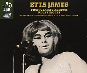 4 Classic Albums Plus Singles [Audio CD] Etta James