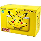 Nintendo 3DS XL - Yellow Pikachu