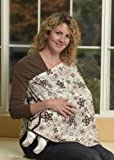 ORGANIC NursEase Breastfeeding Shawl- Organic Medium Fab Floral