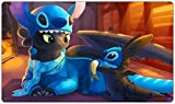 Jammy Jam Playmat by Inked Gaming / Inked Playmats / Perfect for MtG Pokemon Hearthstone & YuGiOh Magic the Gathering TCG Game Mat