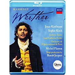 Massenet: Werther [Blu Ray]