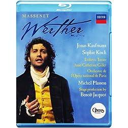 Massenet: Werther [Blu Ray]