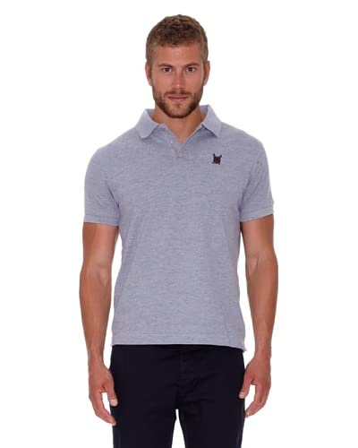 Polo Club Polo Custom Fit Scudetto [Grigio]