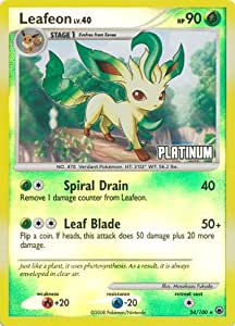 how to get leafeon in pokemon platinum