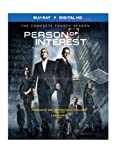 Person of Interest: The Complete Fourth Season [Blu-ray] [Import]