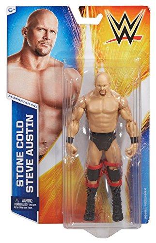 Wwe Stone Cold Steve Austin #41 Legend Basic Series 51 Mattel Wrestling