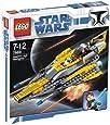 Lego Star Wars 7669 - Anakin's Jedi Starfighter