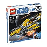 Anakin's Jedi Starfighter Lego Star Wars