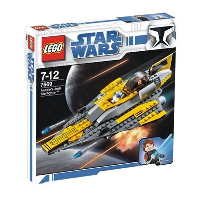 Lego Star Wars 7669 - Anakin's Jedi Starfighter