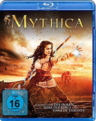 Mythica - Weg der Gefährten [Blu-ray]