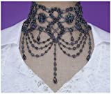 Victorian Lace Necklace Chocker