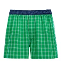 Fruit of the Loom Boys' 5pk Covered Waistband Boxer