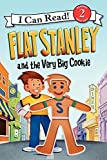 Flat Stanley and the Very Big Cookie (I Can Read Book 2)