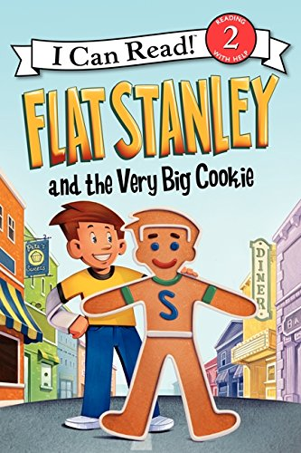 Flat Stanley and the Very Big Cookie (I Can Read Level 2) PDF