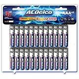 ACDelco AAA Super Alkaline Batteries, 48-Count