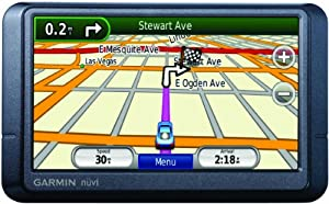 Garmin nüvi 255W/255WT 4.3-Inch Widescreen Portable GPS Navigator with Traffic