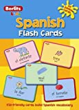 Berlitz Language: Spanish Flash Cards (Berlitz Flashcards)
