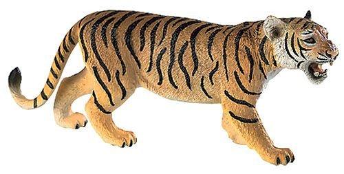 """WILDTIERE Kunststoff Figuren-Reihe """"TIGER"""" – streunender Tiger, ca. 18cm günstig"""