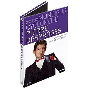 Pierre Desproges - L'indispensable encyclopédie de Monsieur Cyclopède