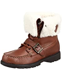 Polo by Ralph Lauren Ranger Ultra Hi Shearling Outdoor Boot (Toddler/Little Kid/Big Kid)