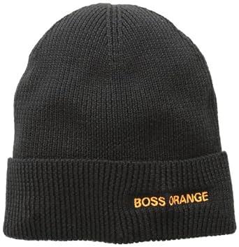 HUGO BOSS雨果博斯羔羊毛男士保暖帽Men's Fomero Hat$26.25 灰