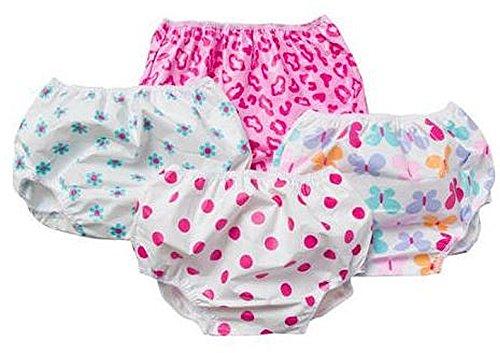 Gerber Girls Waterproof Pants Toddler Girl 2T 4 Pack (Gerber Waterproof Pants compare prices)