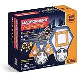 Magformers XL Cruisers Car Set (Colors may vary)