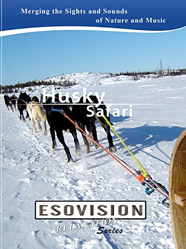 Esovision Husky Safari Sweden