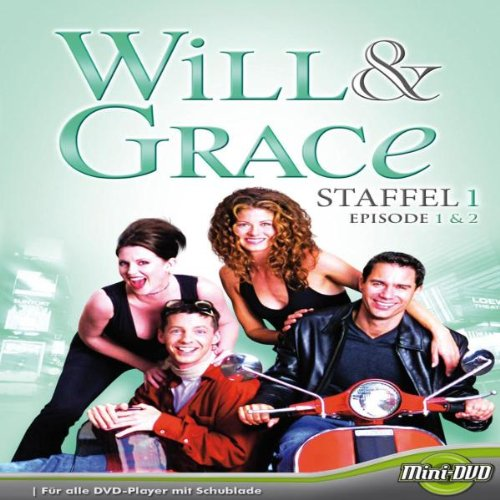 Will & Grace - Season 1, Folge 1+2 - PILOT MINI-DVD