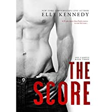The Score Audiobook by Elle Kennedy Narrated by Savannah Peachwood, Andrew Eiden