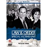 Law & Order: Special Victims Unit - Season 3 - Complete [2001]by Christopher Meloni