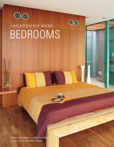 Contemporary Asian Bedrooms (Contemporary Asian Home Series)