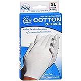 Cara Cotton Gloves - XL