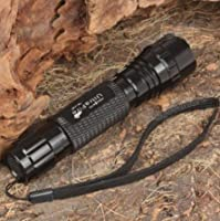Ultrafire 1000 Lumen Cree 501b T6 LED Flashlight Torch by Ultrafire