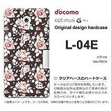 docomo Optimus G Pro L-04E ケース Optimus G Pro L-04E カバー ケース・ジャケット【バラ036/l04e-PM036】