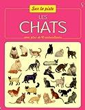 echange, troc Tahta Sophy - Les Chats - avec Plus de 90 Autocollants - Sur la  Piste