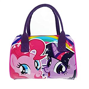 My Little Pony Hand Luggage, 2 Liters, Multicoloured