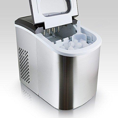 Eiswürfelmaschine Eiswürfelbereiter Eiswürfel Ice Maker Eis Maschine*