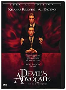 The Devil's Advocate (Widescreen, Special Edition) (Bilingual)